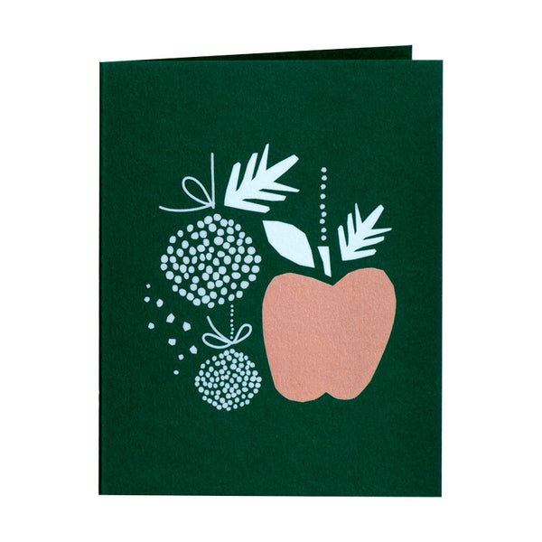 Candy Apple Card