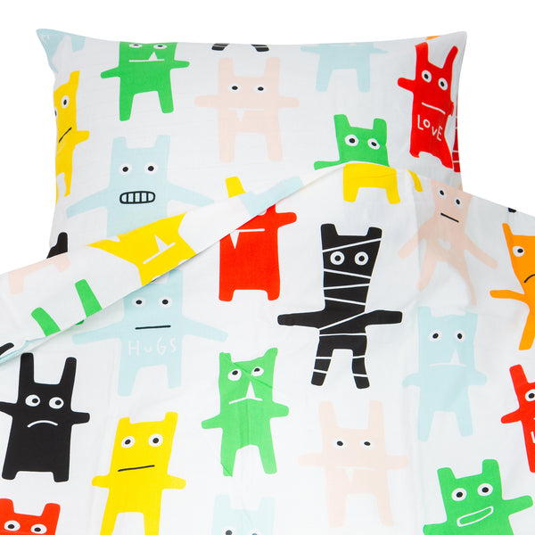 Monster Bed Set 150x210cm - Northlight Homestore