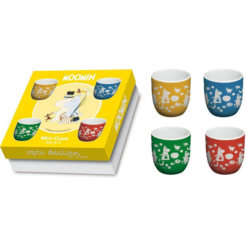 Moomin Egg Cup Set