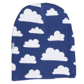 Moln Cloud Blue Beanie 2-3 Years - Northlight Homestore