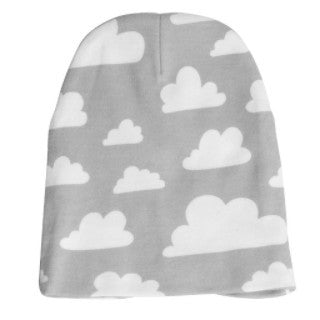 Moln Cloud Grey Beanie - Various sizes - Northlight Homestore