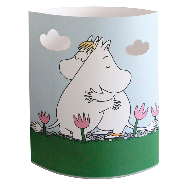 Moomin Hug Night Light - Northlight Homestore