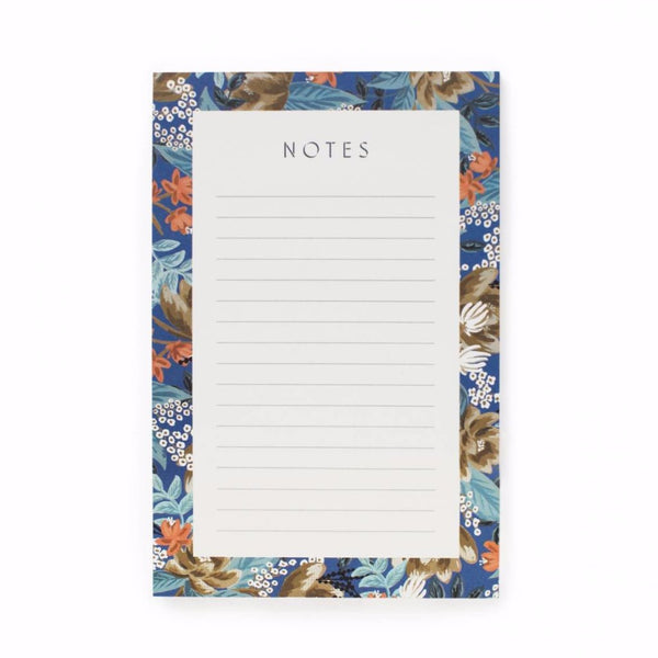 Cobalt Notepad - Northlight Homestore