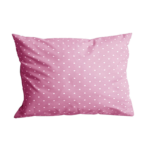 Prickig Pink Children's Pillow Case - Northlight Homestore