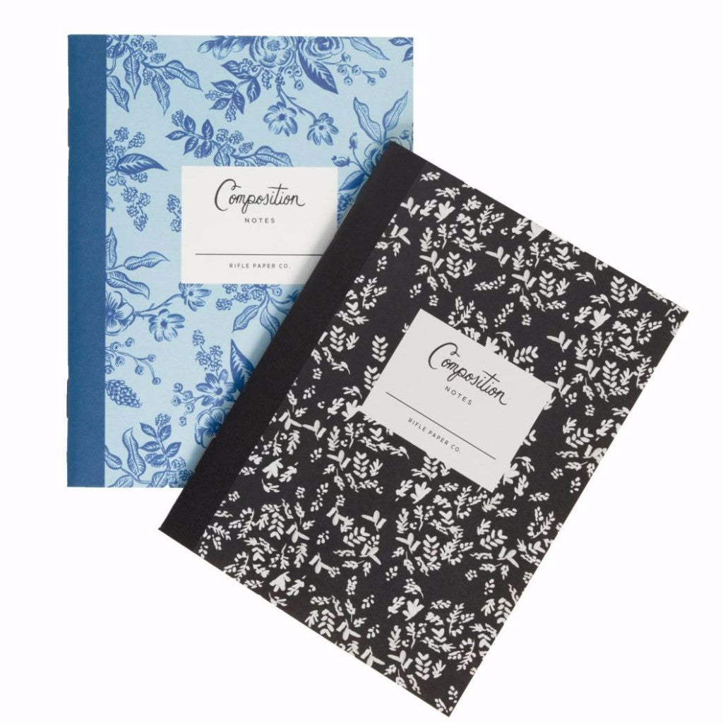 Composition Pocket Notebooks - Pack of 2 - Northlight Homestore