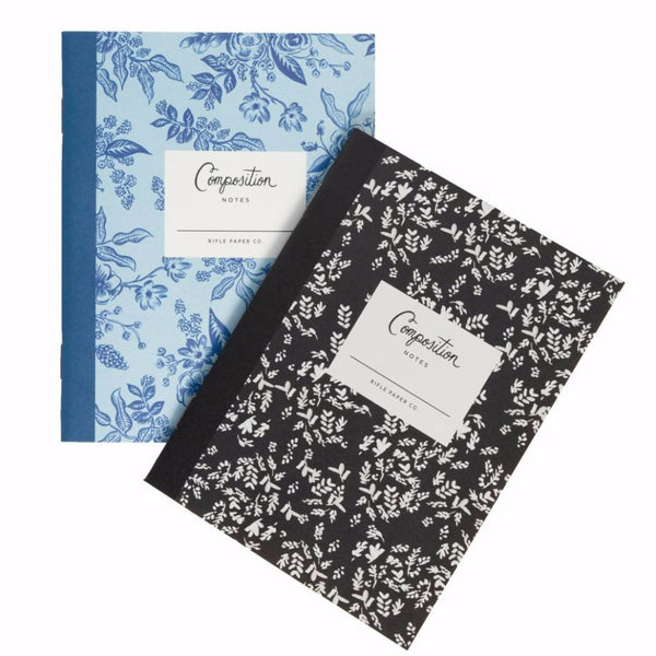 Composition Pocket Notebooks - Pack of 2