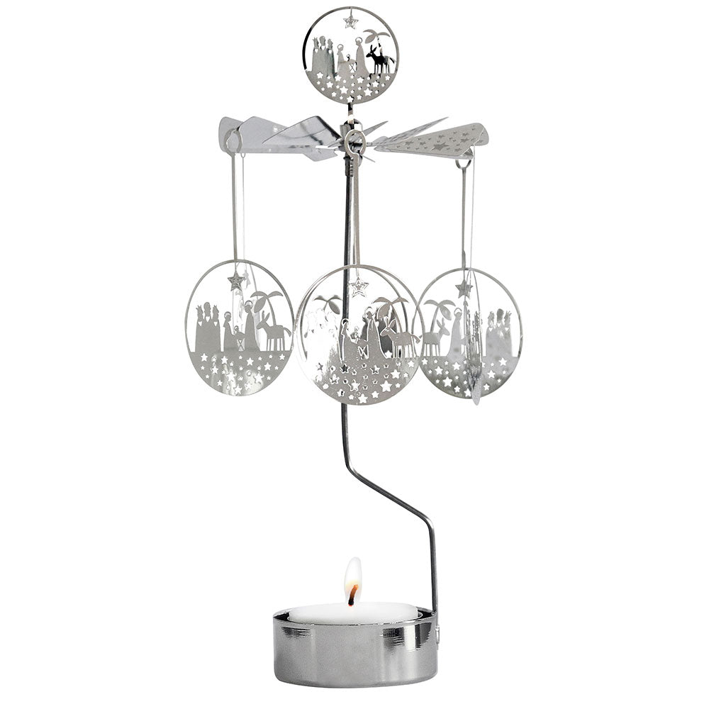 Crib Big Rotary Candle Holder - Northlight Homestore