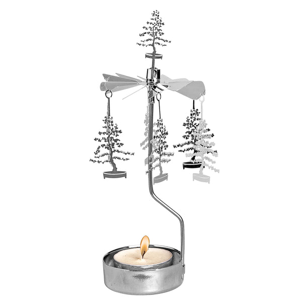 Bonsai Rotary Candle Holder
