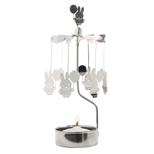 Miffy Balloon Rotary Candle Holder - Northlight Homestore
