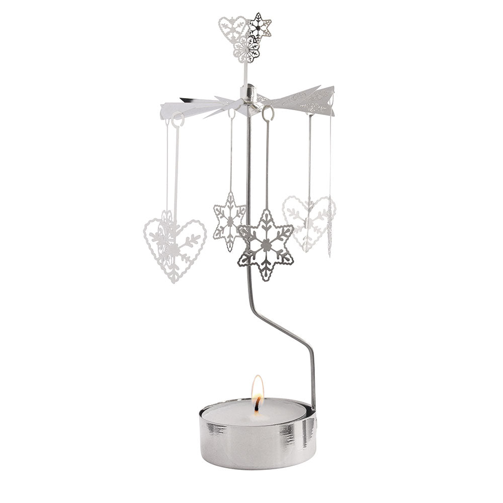 Frosting Big Rotary Candle Holder - Northlight Homestore