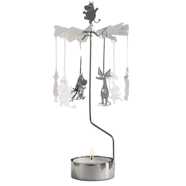 Moomin Big Rotary Candle Holder - Northlight Homestore