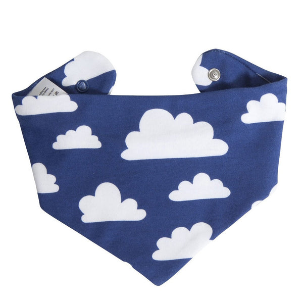 Moln Cloud Blue Scarf - Northlight Homestore