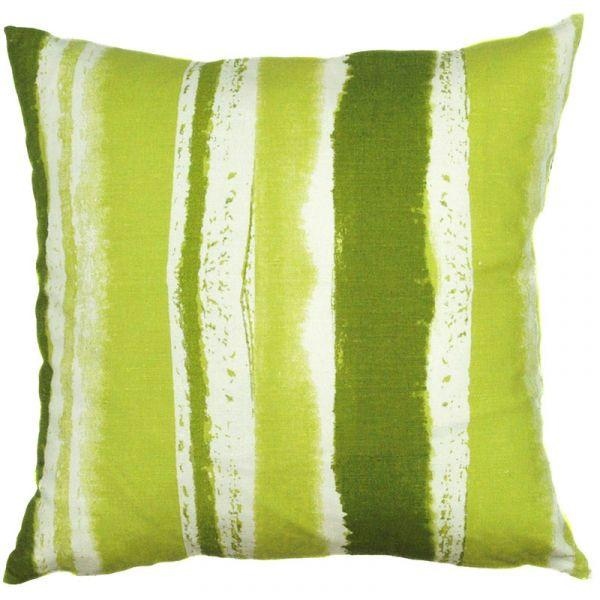 Sinna Green 48x48cm Linen/Cotton Cushion Cover
