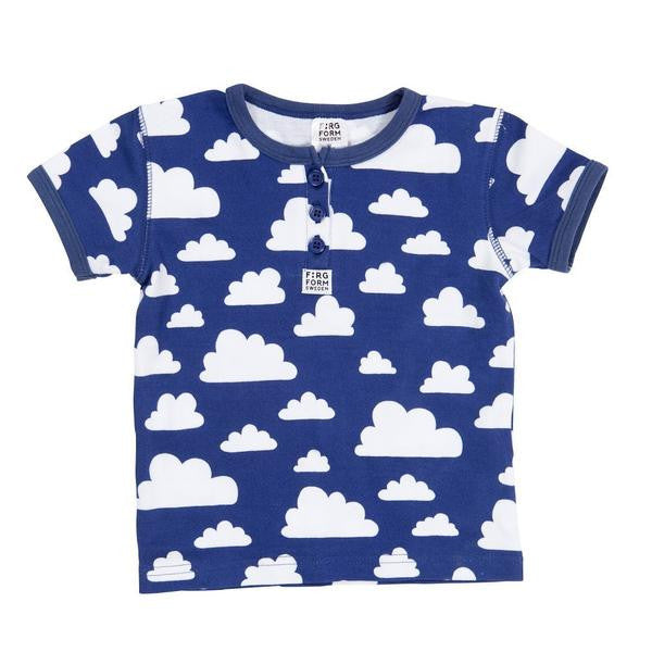 Moln Cloud Blue T-Shirt - Various sizes - Northlight Homestore