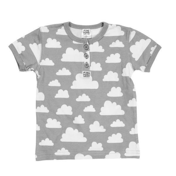 Moln Cloud Grey T-Shirt - Various sizes - Northlight Homestore