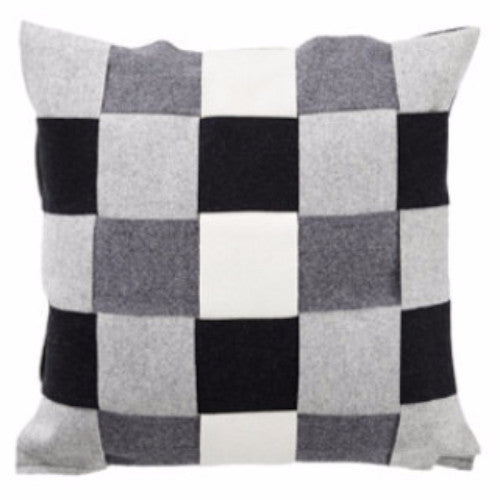 Twist Grey Cushion - Northlight Homestore