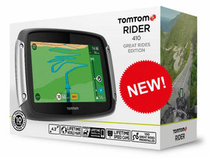 TomTom Rider 410 Great Rides Edition EU