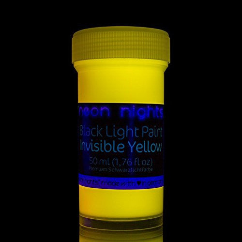 Invisible uv fluorescent wall paint neon nights invisible uv fluorescent wall paint aloadofball Images