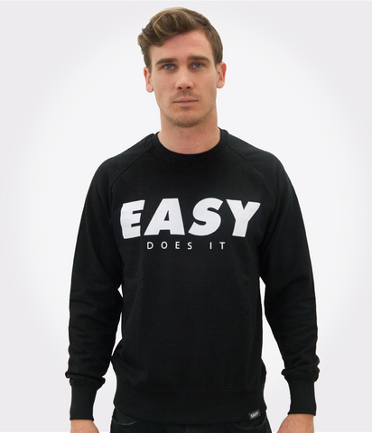 EASY SWEATER BLACK