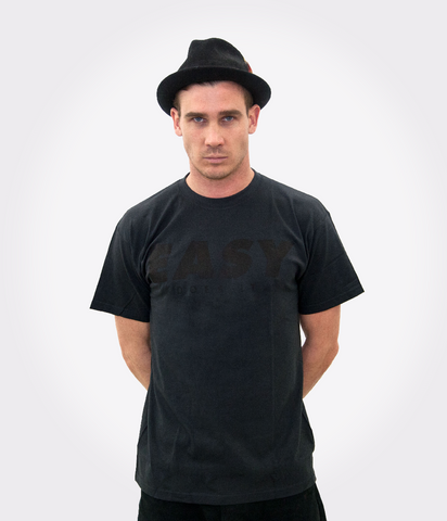 EASY T-SHIRT BLK|BLK