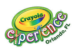 Crayola Experience in Orlando / Family 4-pack of Fun