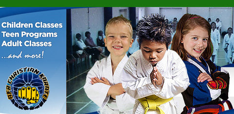 AFR Christian Karate Lessons