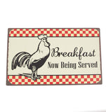 Breakfast now being served - MissPauleys
