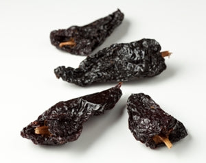 RIBOFLAVIN DRIED ANCHO CHILIES