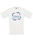 White t-shirt with Science Council logo