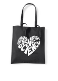 For the love of science bag for life