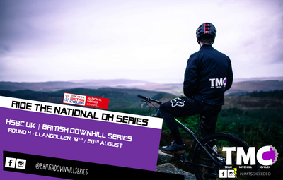 Fancy Trying the National Downhill Series?