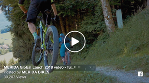 Merida 2018 Launch - Check out the launch video here!