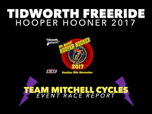 2017 ANNUAL TIDWORTH HOOPER HOONER