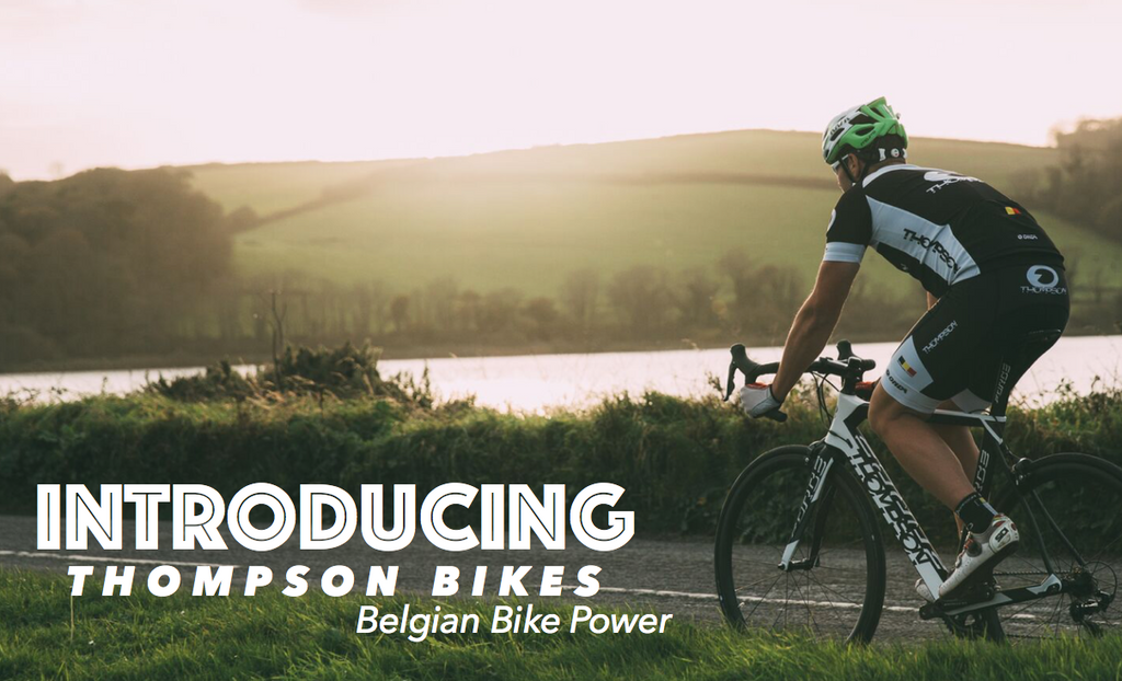 Thompson Bikes - Belgian BikePower.