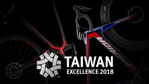 Merida takes Taiwan Excellence Awards in 2018
