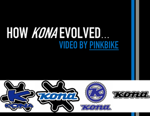 How Kona Evolved