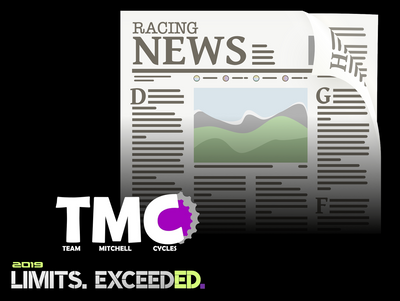 Round up from the TMC: Racing Regionally & Nationally