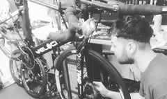 Mitchell Cycles Work Shop