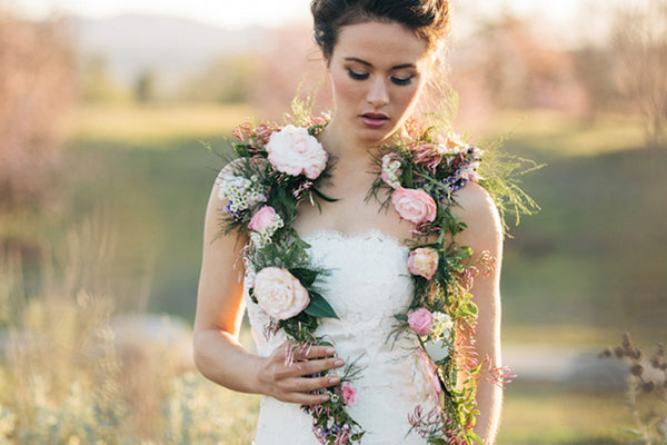 Trend Watch: Botanical Bride