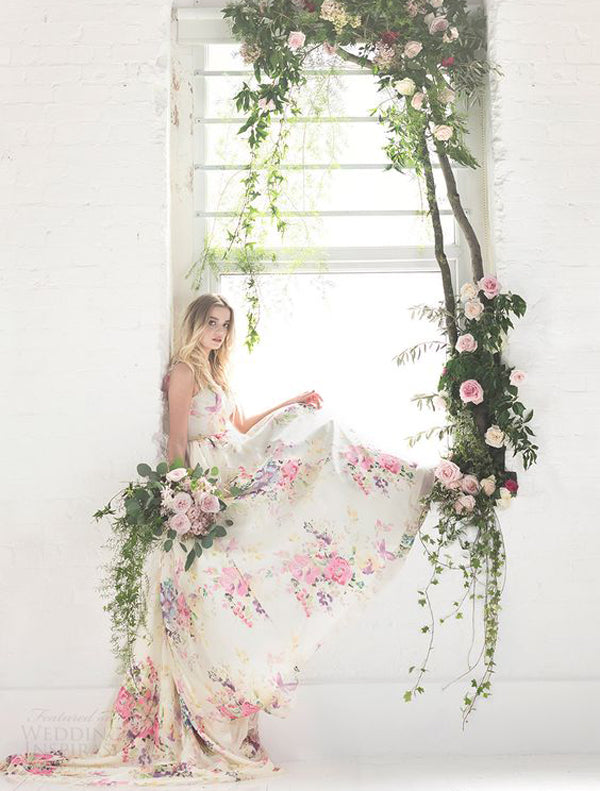 Untamed Love Wedding Dress by Charlotte Balbier