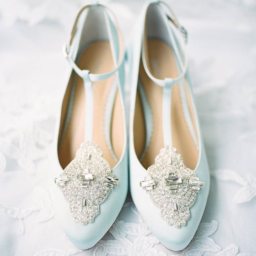Blue wedding shoes bella belle annalise at miss white bride online blue wedding shoes by bella belle junglespirit Image collections