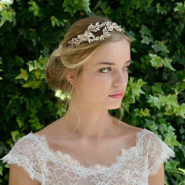 Ivory & Co Farah Headband
