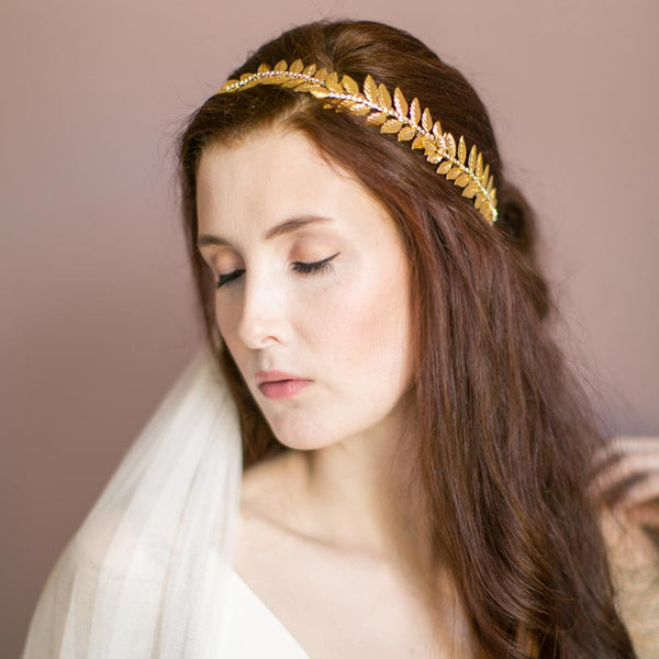 Grecian Crown