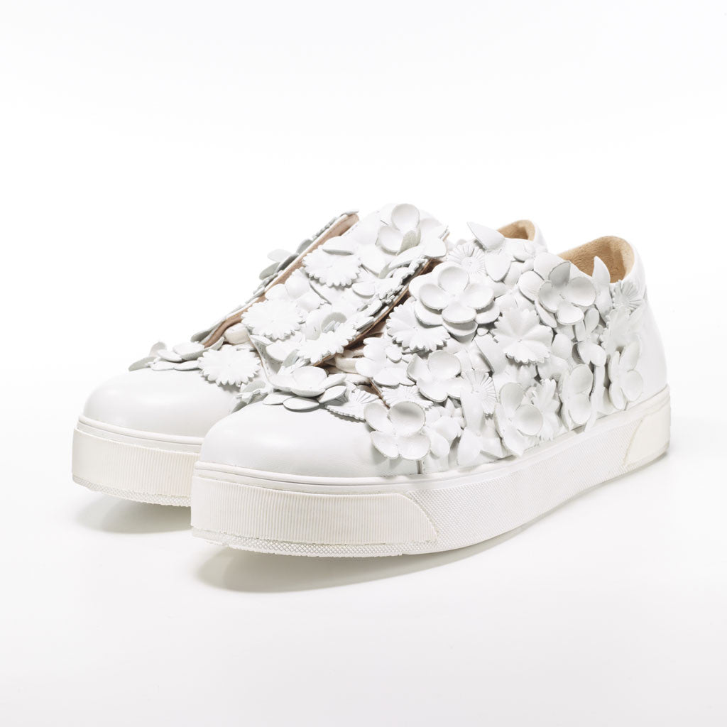 Florence Jacko Floral Trainers