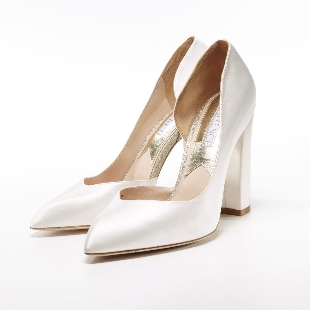 Florence Molly Wedding Shoes