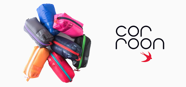 "CORROON'S ""SUNGKAY""  TRAVEL BAGS"