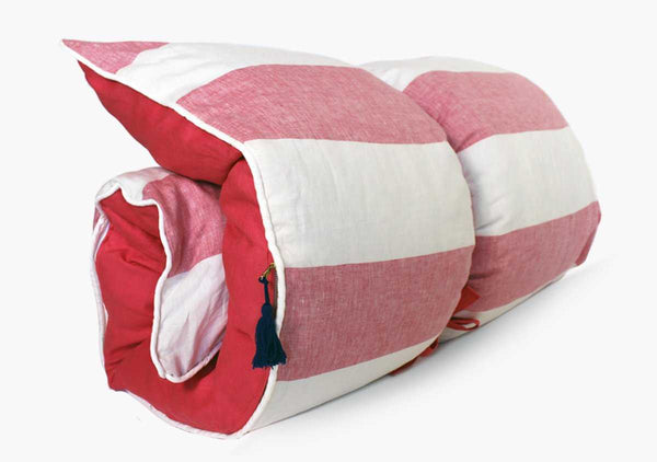 Mag Wildwood Throwbed in Blush & Coral