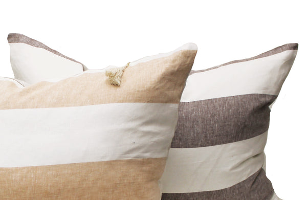 Harbour Island Headboard Cushion In Butterscotch