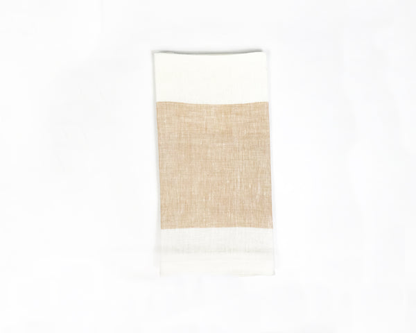 Harbour Island Napkin in Butterscotch