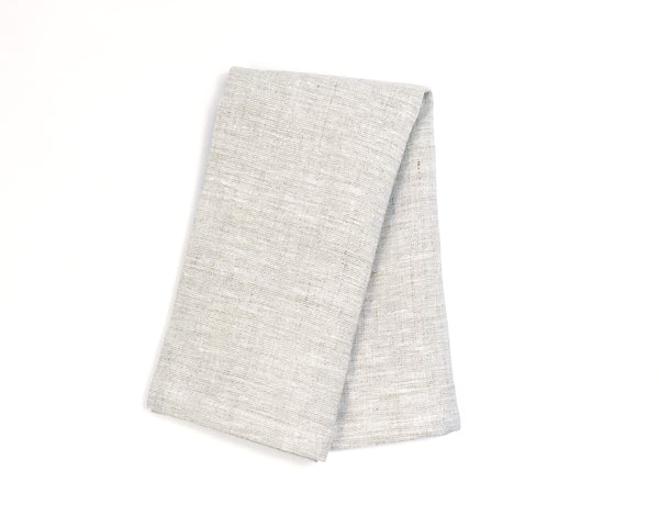 Solid Napkin in Oatmeal | Hedgehouse